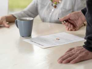 LEGAL LESSON: What happens if your partner is your Enduring Power of Attorney and you divorce? Inset: Nathan Rutherford, solicitor at Rees R & Sydney Jones.