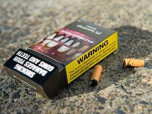 Bundy figures: Pregnant women fire up over smoking