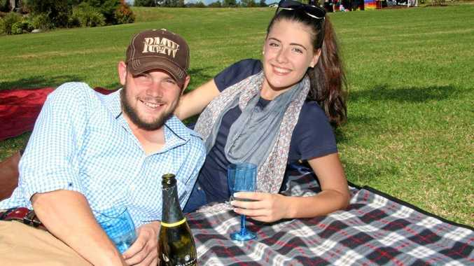 WINDING DOWN: The Killarney Picnic Basket Day is back again this weekend, at the sprawling Melrose Station.