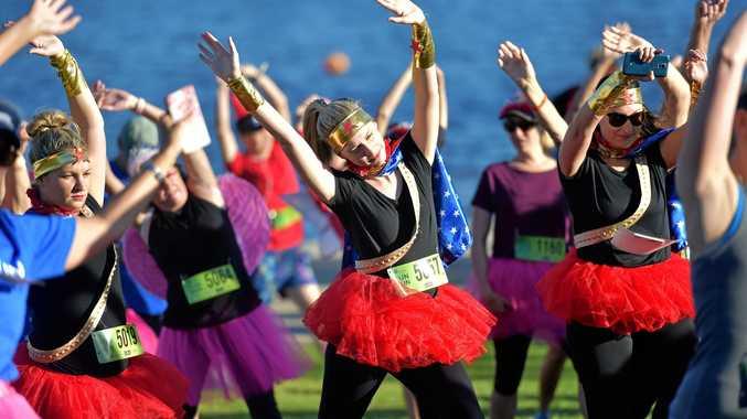 Massive photo gallery: Wishlist Fun Run hailed a success