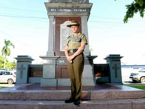 Mackay army hero leading the way in Anzac march