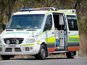 Pair escape from wreck after car crashes near Toolara