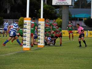 Seagulls slaughtered; Beer scores five tries
