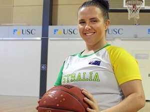 Para-athlete scholarship helps Dodd achieve her goals