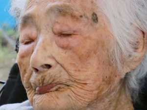 World's oldest woman misses out on record