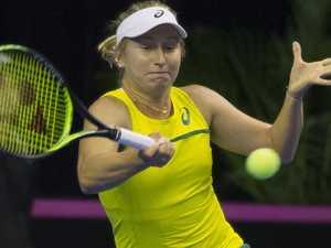 Aussies back in big time as Dasha, Ash star