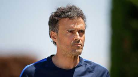 Former FC Barcelona coach Luis Enrique has been linked to both Arsenal and Chelsea