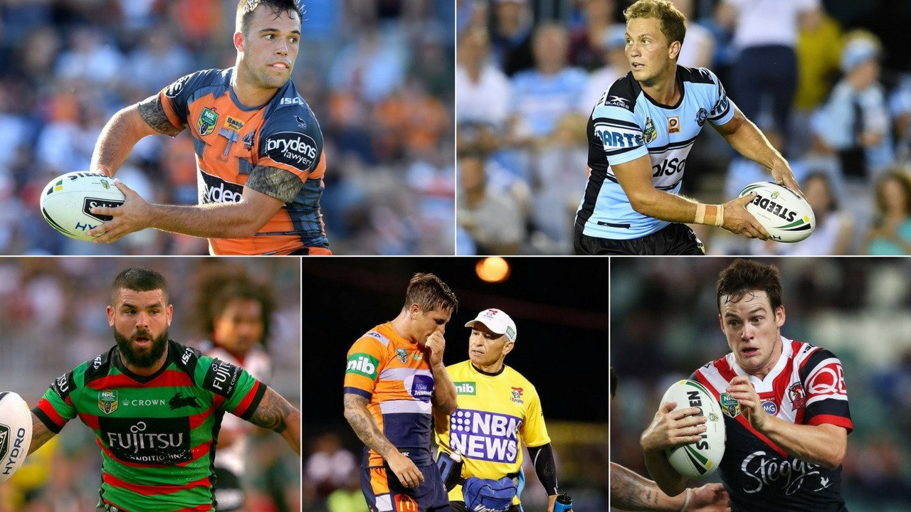 Who should play halfback for NSW this year?
