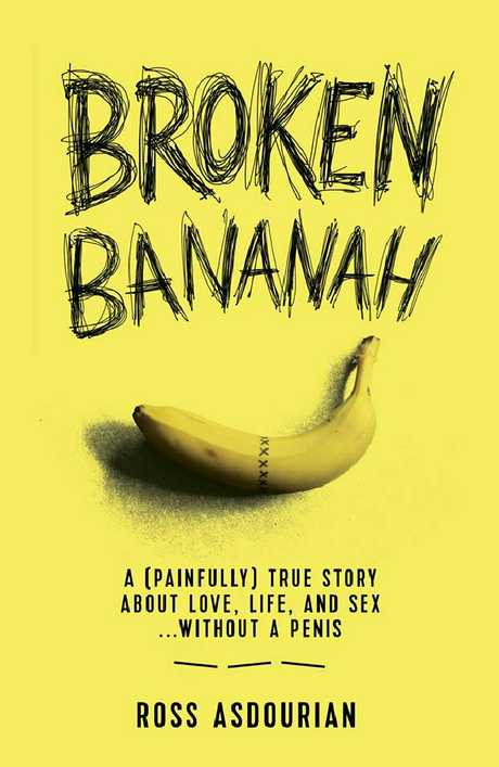 Ross Asdourian's book Broken Bananah.