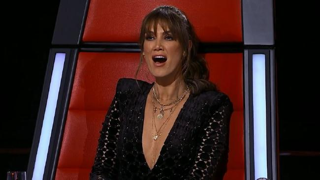 There's a very controversial performer coming to The Voice.