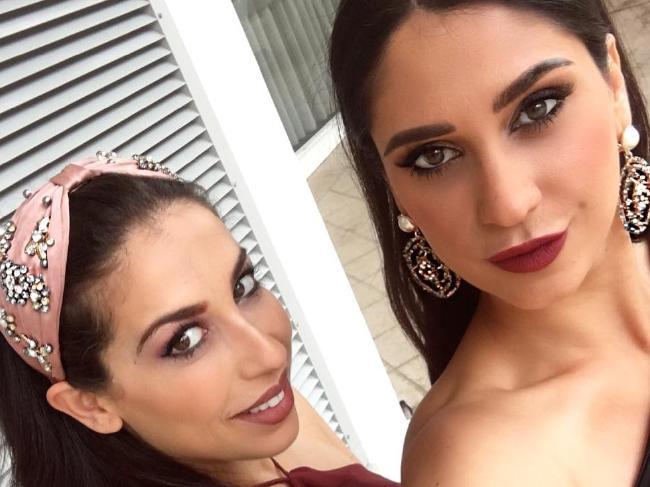 MKR contestants Sonya & Hadil. Picture: Instagram @sonyahadilau