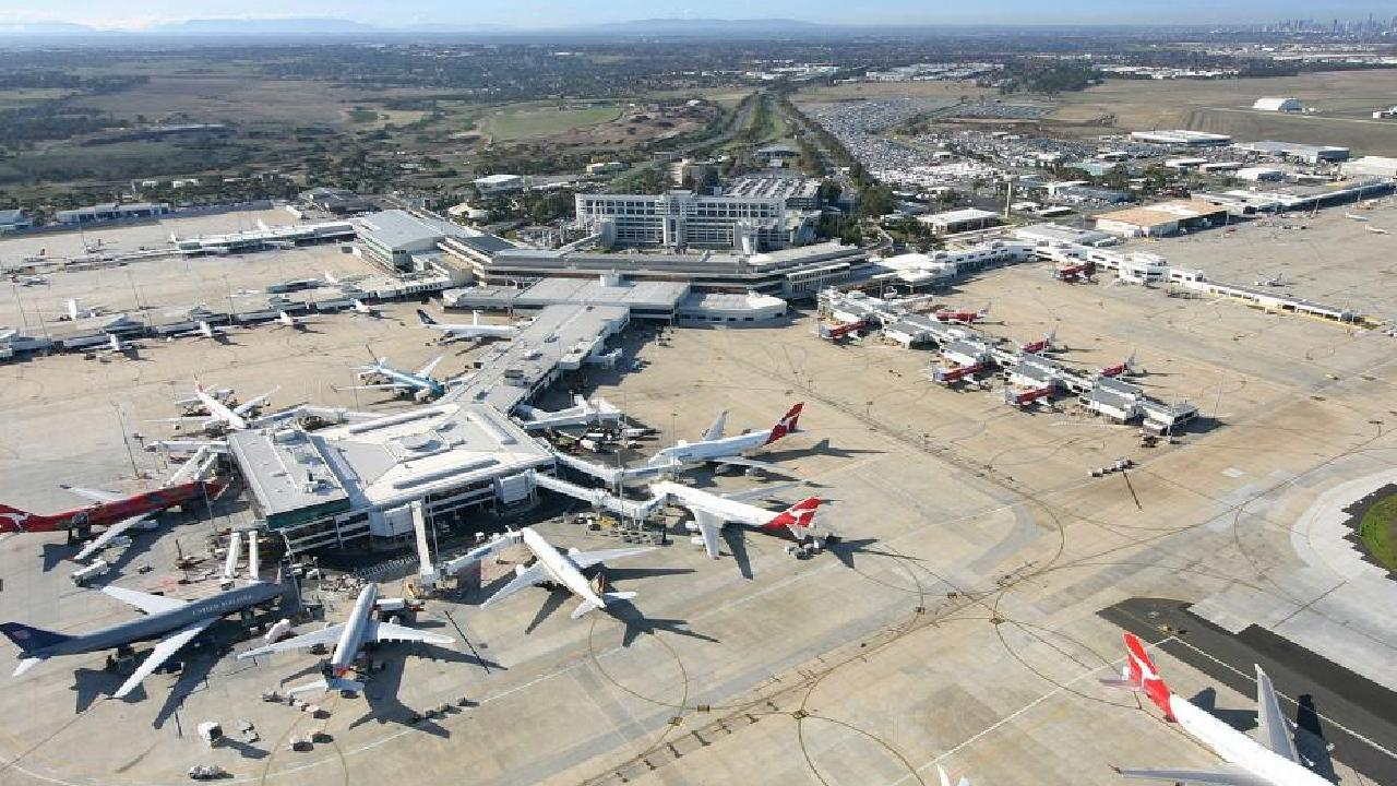 Of the three largest airports in Australia, only Melbourne has no train link to its CBD.
