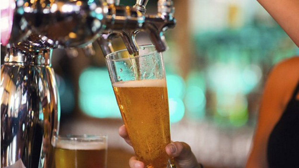 Draught Beer Tap