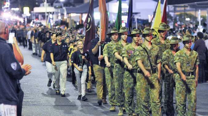 Your guide to the region's Anzac Day services and marches