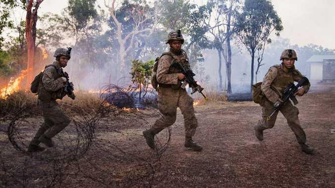 Massive US Marines deployment headed to CQ