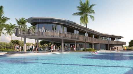 Prime Opportunity Artist impressions of the Lagoon Precinct currently under construction as part of the Yeppoon Foreshore and Town Centre Revitalisation Project.