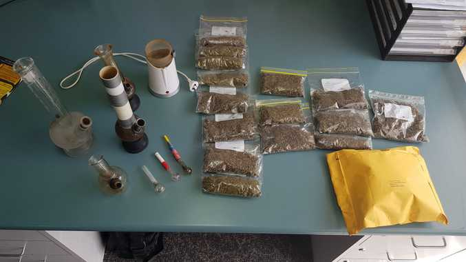 More than $16k worth of marijuana seized in Bay