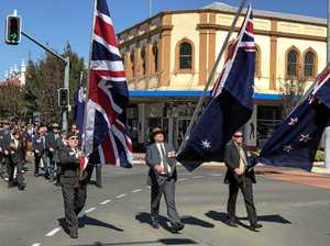Anzac Day service times: Northern NSW