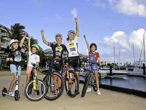 Airlie gears up for Tour de Cure