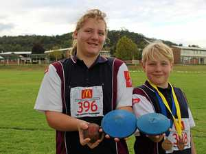 Stanthorpe Little Athlete breaks state record