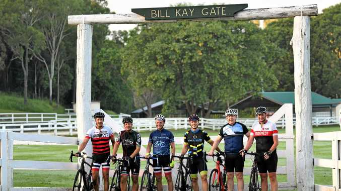 Pedal to mental health services