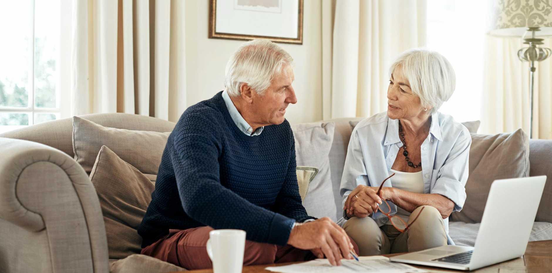 SUPER PAPERWORK: A superannuation Death Benefit Nomination is a necessity.