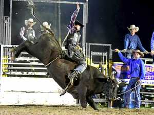 Gargett Rodeo buckles up for tribute