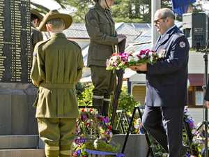 Mothers' violet tribute lives on at memorial