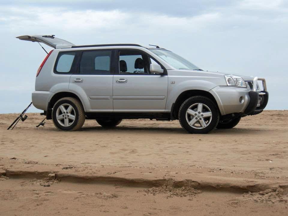 CARJACKING: The stolen car was a 2005 grey-silver Nissan XTrail with registration 332-JGA