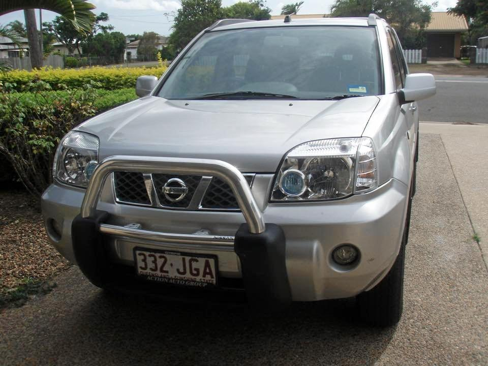 CARJACKING: Police have warned the public not to approach the 2005 grey-silver Nissan XTrail with registration 332-JGA and to phone Crime Stoppers with information.