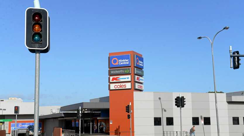 CARJACKING: A woman and her son have been left terrified after they were carjacked in the underground car park at Hinkler Central on Friday.