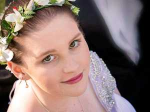 'Fly high beautiful': Brave Tayla loses her fight