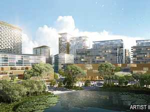 Land clearing marks start of $6.3 billion apartment project