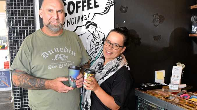 How buying a coffee on ANZAC Day is helping veterans