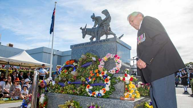 2018 Anzac Day Services across the region