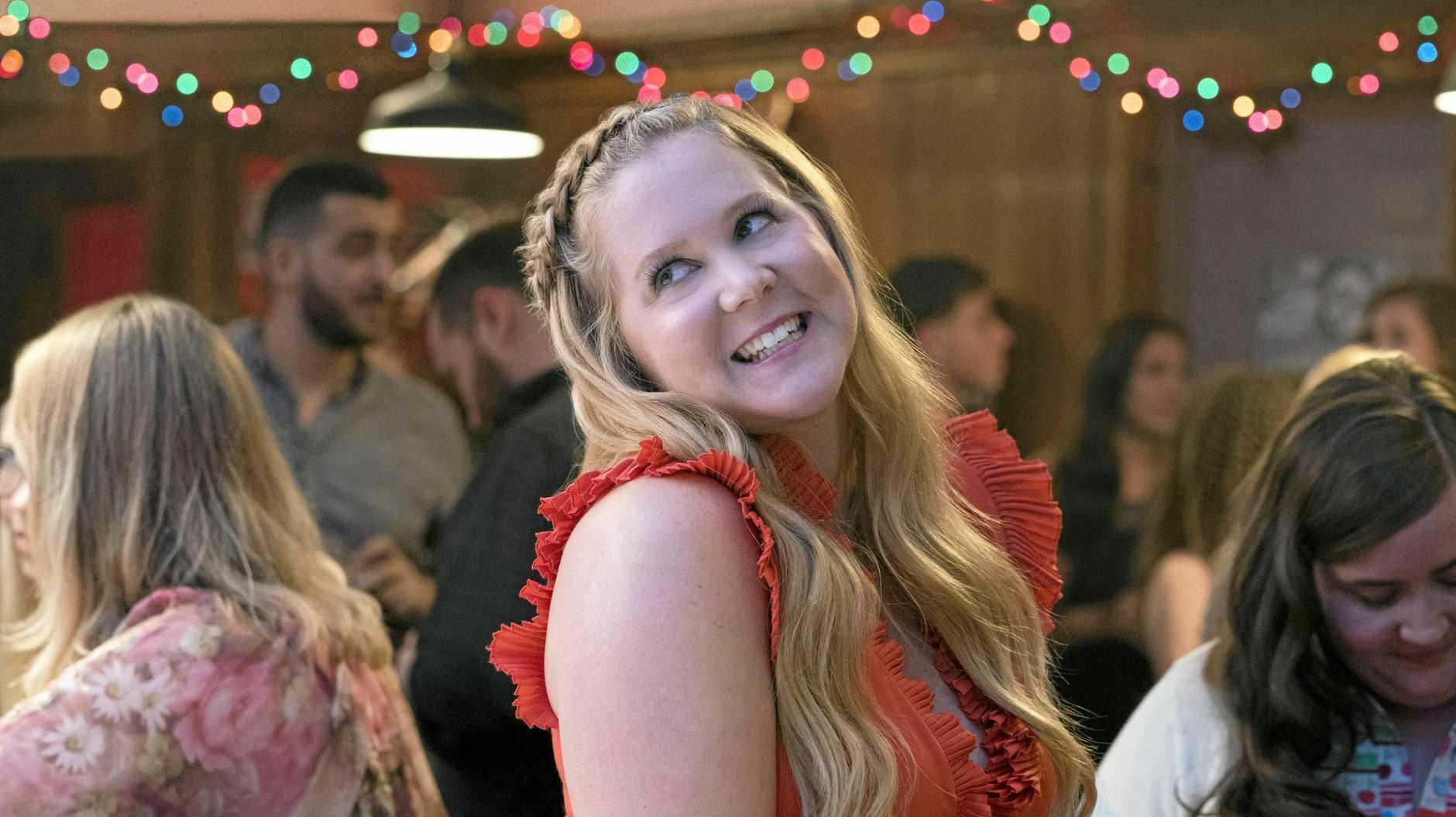 SWITCHEROO: Amy Schumer stars as Renee in I Feel Pretty.