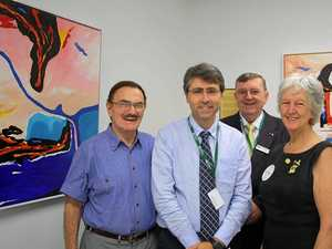 Art donation brightens Thompson Institute's walls