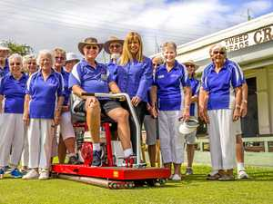 Time to play at Tweed Heads Croquet Club