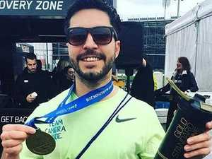 Star dies during London Marathon