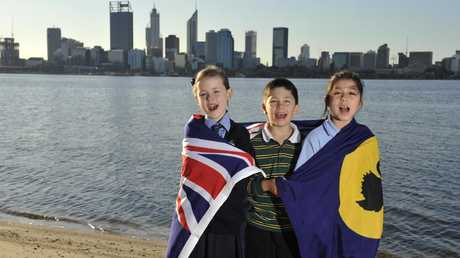 Western Australia was once known as New Holland and the Swan River Colony.
