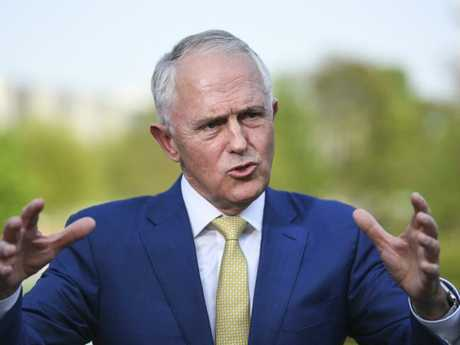 Prime Minister Malcolm Turnbull has rejected calls to cut Australia's immigration rate. Picture: AAP