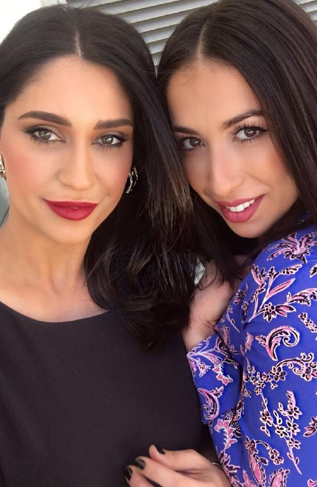 MKR contestants Sonya & Hadil Picture: Instagram @sonyahadilau