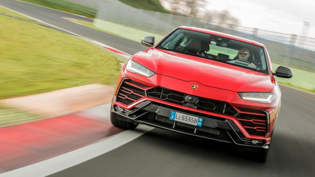 Lamborghini hopes to double its sales on the back of the Urus. Picture: Supplied