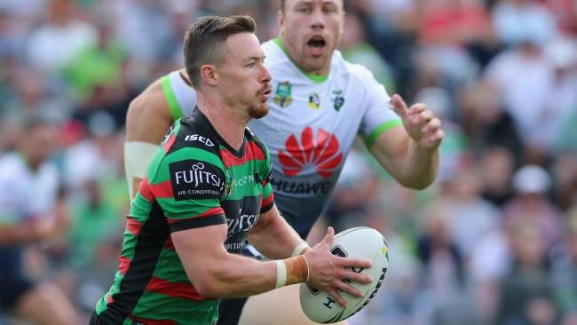 Damien Cook has been in great touch for the Rabbitohs.