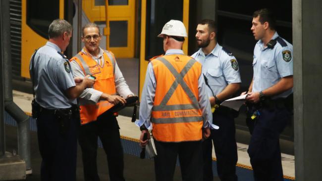 Boy, 11, found dead at train station