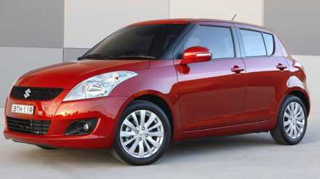 Suzuki Swift: The series from 2011 had slightly roomier rear seating, a more efficient engine and improved crash safety.