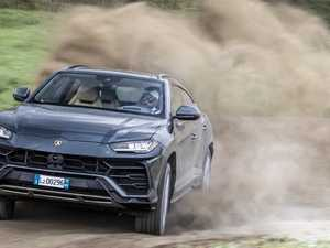 Lamborghini does the unthinkable...insanely fast Urus SUV