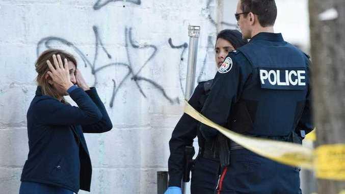 'BRUTAL': Nine dead, 16 injured as van mows down pedestrians