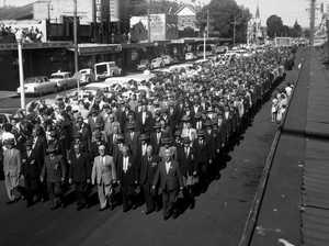 Anzac Day historic