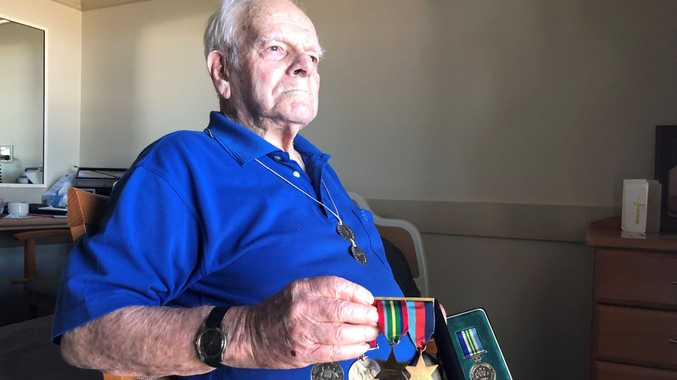 The story of one of our last remaining local WWII veterans